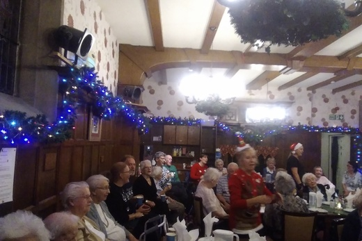 RESIDENTS AND RELATIVES CHRISTMAS PARTY